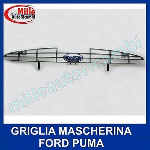 Ford Puma 1 7 Camshafts: MilleAutoricambi: GRIGLIA MASCHERINA FORD PUMA DAL 1999
