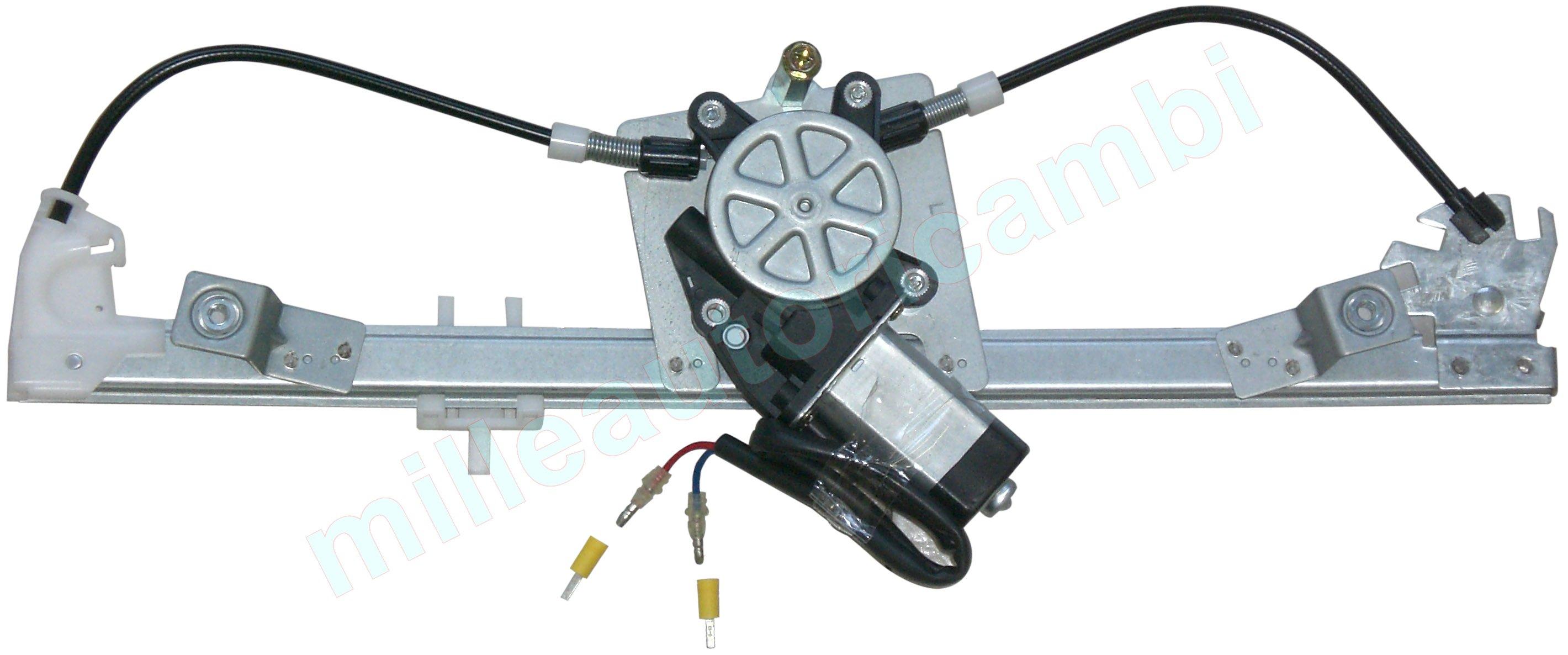 Schema Elettrico Alzacristalli Fiat Grande Punto : Alzavetro elettrico fiat grande punto ant sinistro