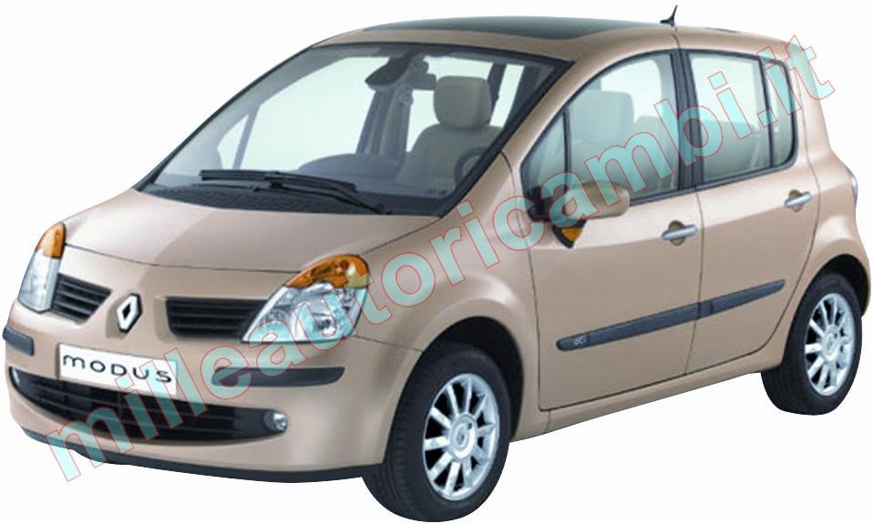Schema Elettrico Renault Modus : Alzavetro elettrico renault modus ant destro