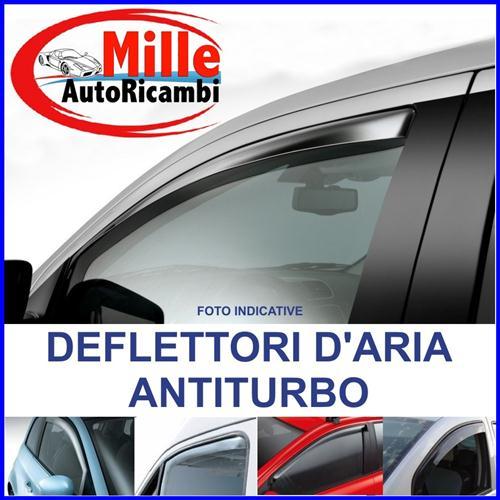 DEFLETTORI DARIA ANTITURBO PER FIAT GRANDE PUNTO 5 PORTE 2005