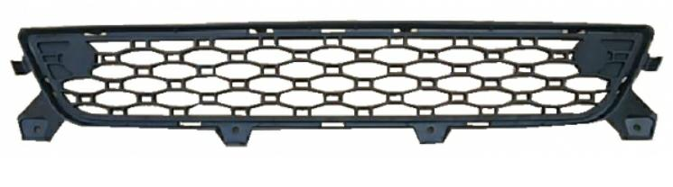 milleautoricambi griglia paraurti ant centrale volvo xc60 01 08 senza marca generico. Black Bedroom Furniture Sets. Home Design Ideas